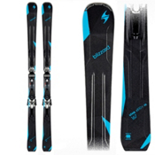 Blizzard Viva 810 Ti Womens Skis with IQ-TP 12 Bindings 2015, , medium
