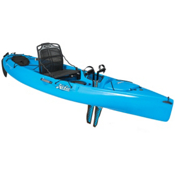 Hobie Mirage Revolution 11 Kayak 2016, Caribbean Blue, medium