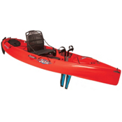 Hobie Mirage Revolution 11 Kayak 2016, Hibiscus, medium