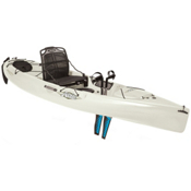 Hobie Mirage Revolution 11 Kayak 2016, Ivory Dune, medium