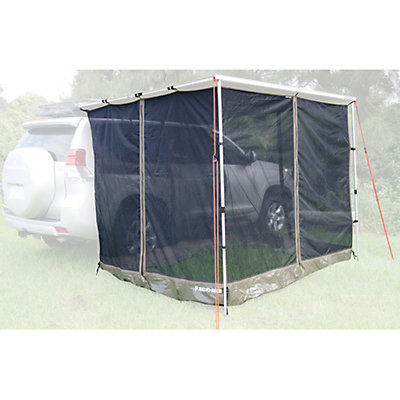 Rhino Rack Sunseeker Side Awning Mesh Room, , viewer