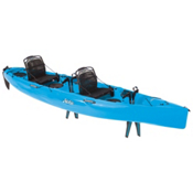 Hobie Mirage Oasis Kayak 2016, Caribbean Blue, medium