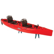 Hobie Mirage Oasis Kayak 2015, Hibiscus, medium