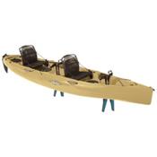 Hobie Mirage Oasis Tandem Kayak 2016, Olive, medium