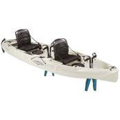 Hobie Mirage Outfitter Kayak 2016, Ivory Dune, medium