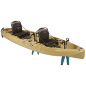 Hobie Mirage Outfitter Tandem Kayak 2016, Olive, medium