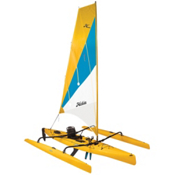 Hobie Mirage Adventure Island Kayak 2016, Papaya, medium