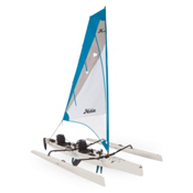 Hobie Mirage Adventure Island Tandem Kayak 2015, Ivory Dune, medium