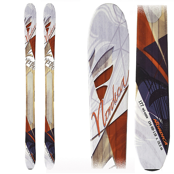 Nordica Nemesis Womens Skis, , 600