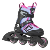 K2 Marlee Adjustable Girls Inline Skates 2016, Purple-Pink, medium