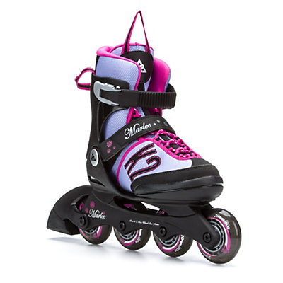 K2 Marlee Adjustable Girls Inline Skates 2016, Purple-Pink, viewer