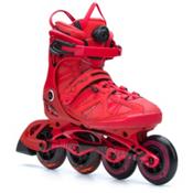 K2 VO2 100 X Boa Inline Skates, Red, medium