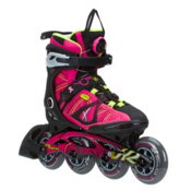 K2 VO2 90 Boa Womens Inline Skates, Fuschia, medium