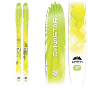 Dynastar Cham W 107 Womens Skis 2015, , medium
