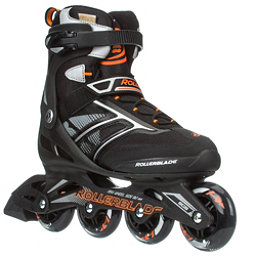 Rollerblade Zetrablade Inline Skates, Black-Orange, 256