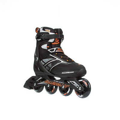 Rollerblade Zetrablade Inline Skates 2017, Black-Orange, viewer