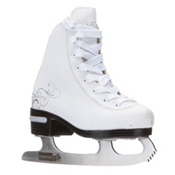 Bladerunner Solstice Youth Figure Ice Skates, White, medium