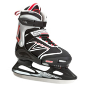 Bladerunner Micro XT Boys Ice Skates, Black-Red, medium