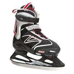 Bladerunner Micro XT Boys Ice Skates, Black-Red, 256