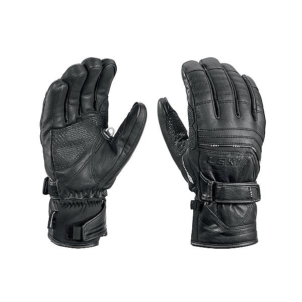 Leki Aspen S Touch Gloves, Black, 600