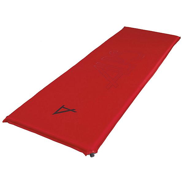 Alps Mountaineering Traction Series Air Sleeping Pad, Cardinal, 600