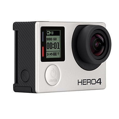GoPro Hero 4 Silver Camera, , viewer