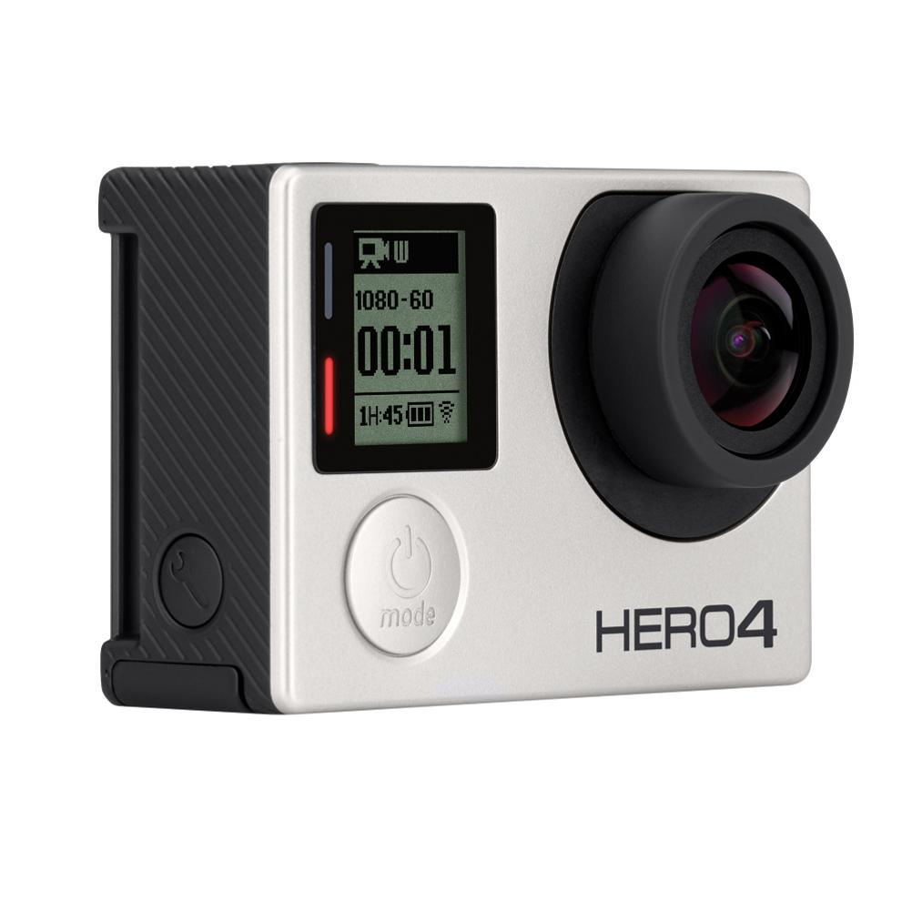 GoPro Hero 4 Silver Camera 2015