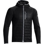 Under Armour CGI Werewolf Jacket, Black-Steel, medium