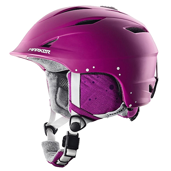 Marker Consort W Womens Helmet, Dark Fuschia, 600