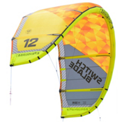 Cabrinha Switchblade Kiteboarding Kite, Orange, medium