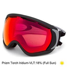 Oakley Canopy Prizm Goggles 2018, Matte Black-Prizm Torch Iridium, 256