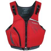 Stohlquist Escape Womens Kayak Life Jacket 2016, Red, medium