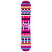 Airwalk Blanket Girls Snowboard, Pink, medium
