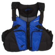 Stohlquist Coaster Adult Kayak Life Jacket 2017, Royal Blue-Black, medium