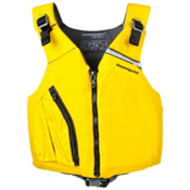 Stohlquist Escape Adult Kayak Life Jacket 2016, Yellow, medium