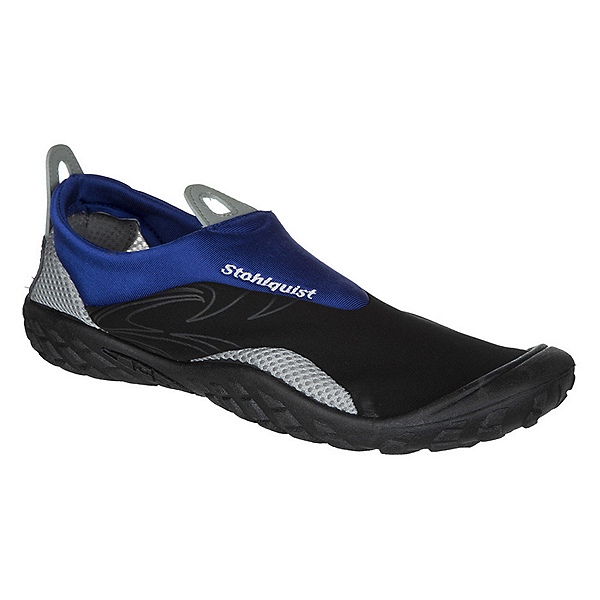 Stohlquist Bodhi Mens Watershoes, Blue-Black, 600