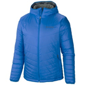 Columbia Mighty Light Hood Tall Mens Jacket, Hyper Blue, medium