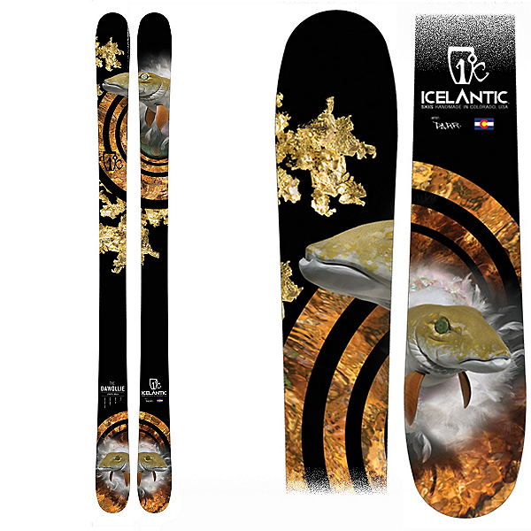 Icelantic Da'Nollie Skis, , 600