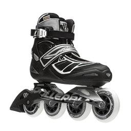 Rollerblade Tempest 90 C Inline Skates, Silver-Black, 256