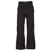 CB Sports Mens Soft Shell Pants, Black, medium