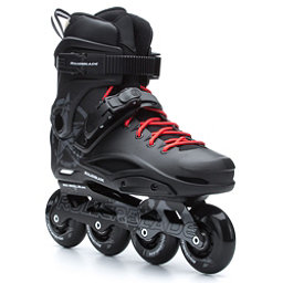 Rollerblade RB 80 Urban Inline Skates 2017, Black-White, 256