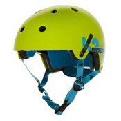K2 Jr Varsity Kids Skate Helmet 2015, Green, medium