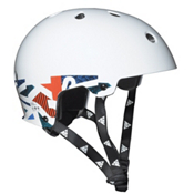 K2 Jr Varsity Kids Skate Helmet, White, medium