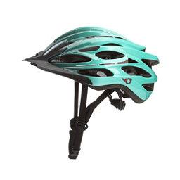 K2 VO2 Max Womens Skate Helmet, Black-Green, 256