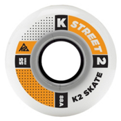 K2 55MM 4 Pack Aggressive Skate Wheels 2016, , medium