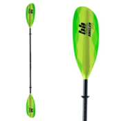 Bending Branches Angler Pro Adjustable Kayak Paddle 2015, Sea Green, medium