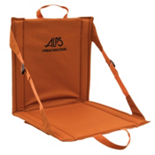 Alps Mountaineering Weekender Seat Chair, Rust, medium