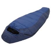 Alps Mountaineering Blue Springs 35 Long Sleeping Bag, Blue-Navy, medium