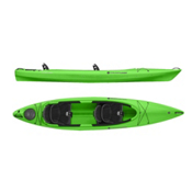Wilderness Systems Pamlico 135T Tandem Kayak 2016, Lime, medium