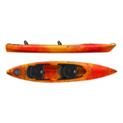 Wilderness Systems Pamlico 135T Tandem Kayak 2016, Mango, medium
